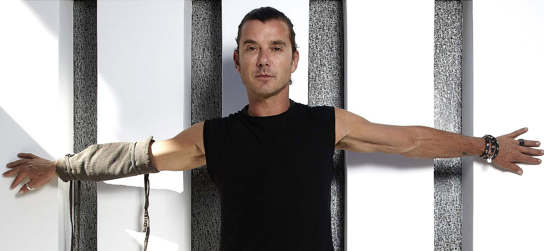Gavin Rossdale, copyright Astor Morgan