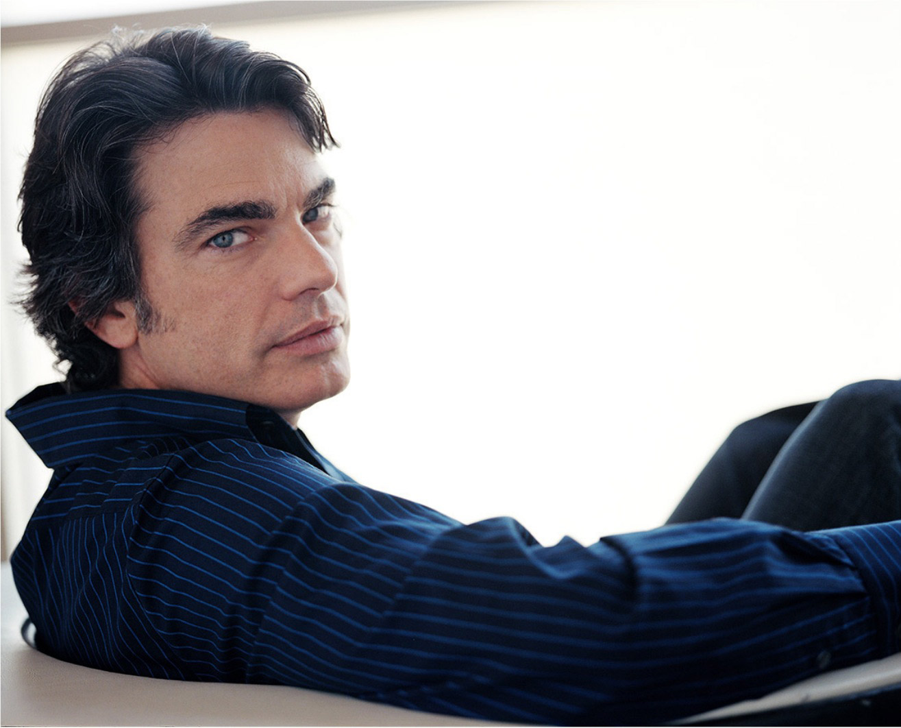 Peter Gallagher, copyright Astor Morgan
